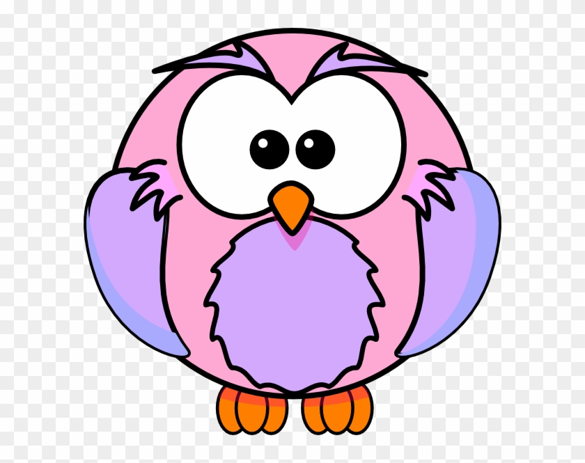 Owl Clip Art Cartoon - Printable Owl Coloring Pages - Png Download #3699782
