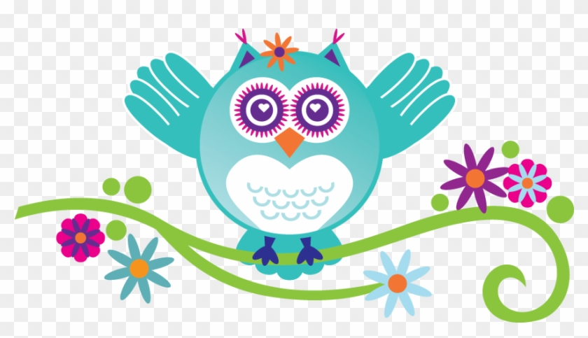 Owls In A Tree Png Pluspng - Owls In Spring Clipart Transparent Png #3699933
