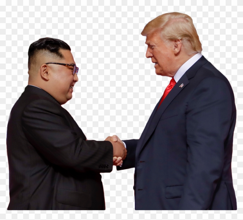 The Much-anticipated Summit Between President Donald Clipart #371831