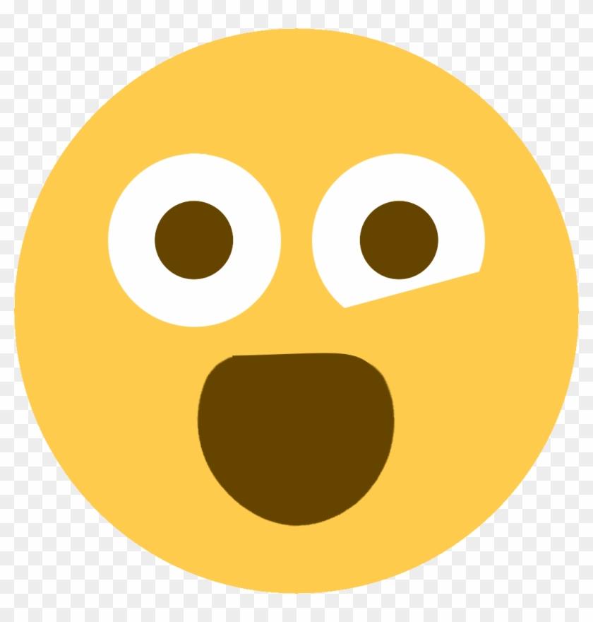 Crazy Emoji Png - Discord All Emoji Clipart #373219