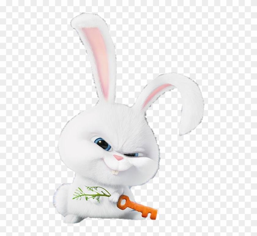 Thumb Image - Secret Life Of Pets Rabbit Png Clipart #375389