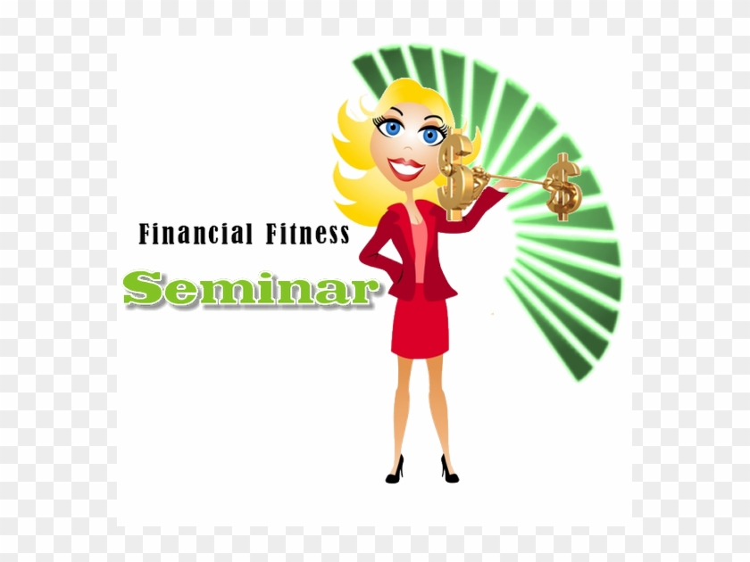 Come Join Us And Get Empowered - Women Holding Cash Clipart #3706264