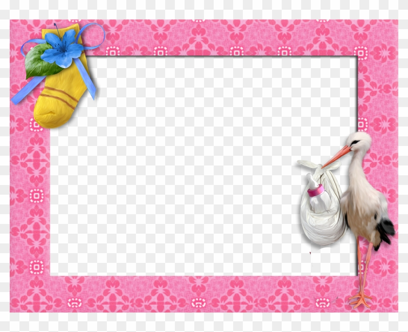 29 Aug - Marcos De Baby Shower Png Clipart #3709097