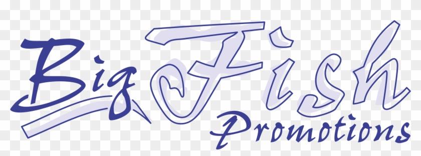 Big Fish Promotions 01 Logo Png Transparent - Black Gold Golf Club Clipart #3711542