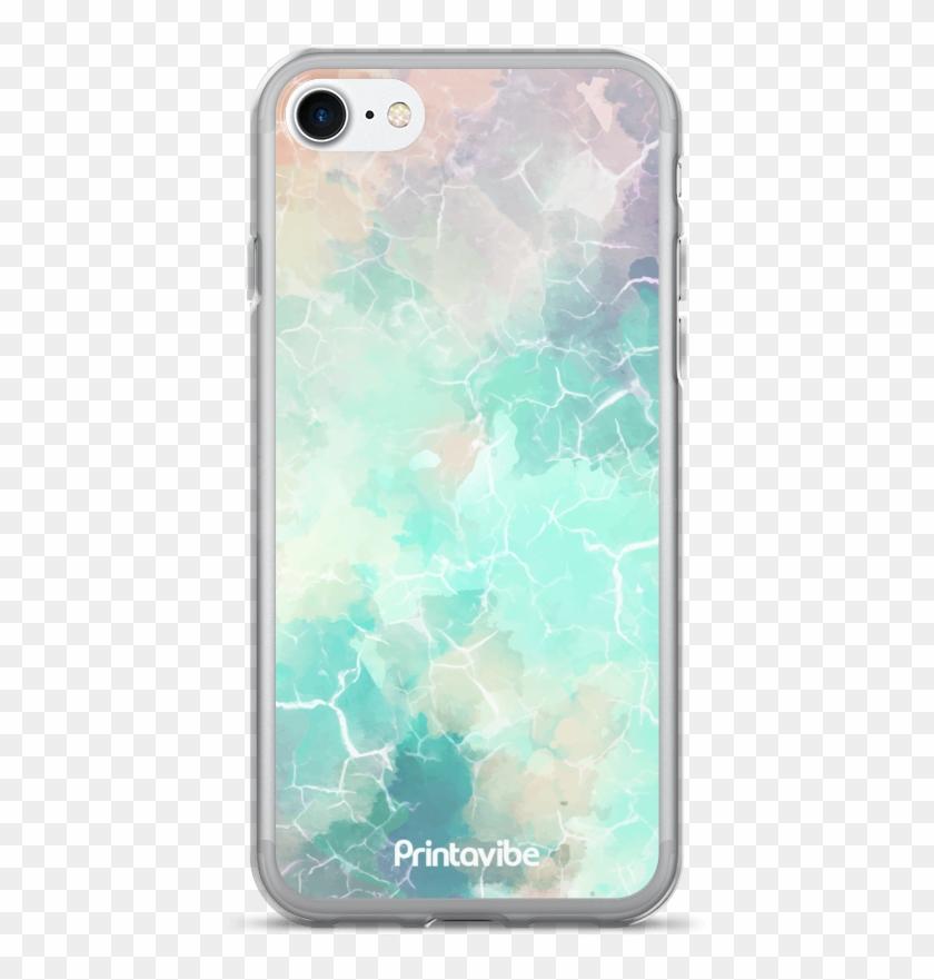 Pastels Watercolour Iphone Case - Mobile Phone Case Clipart #3717158