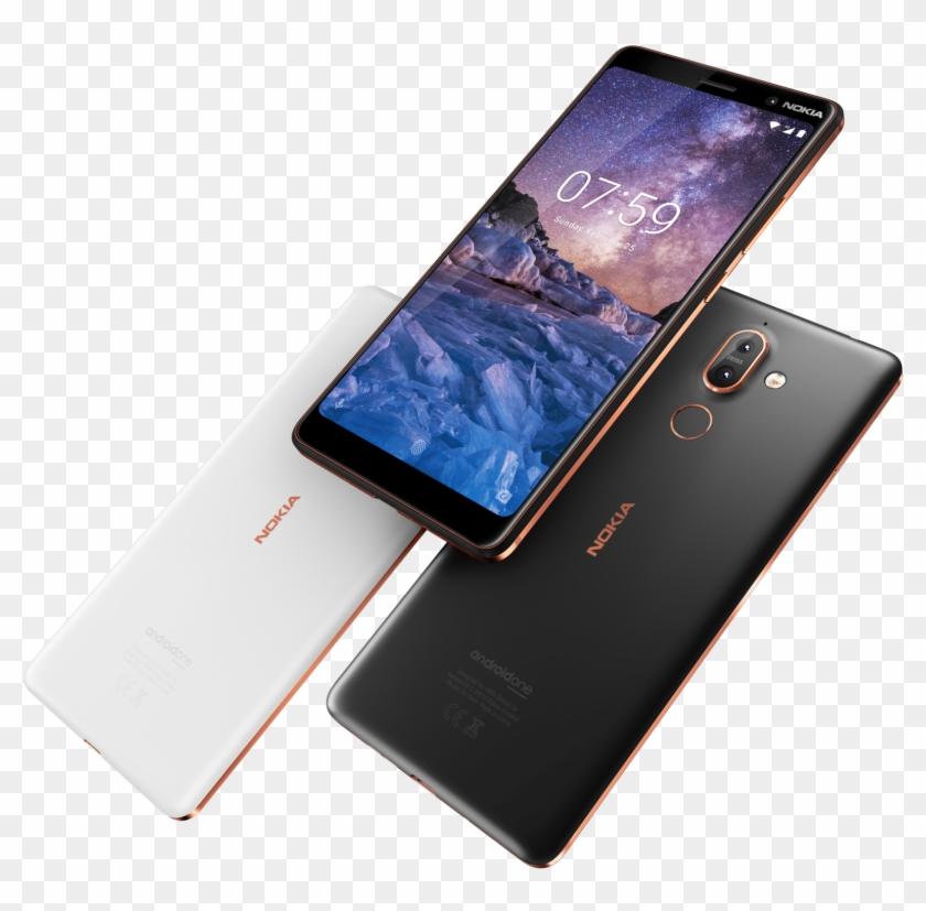 2 Day Battery Life With Nokia 7 Plus - Nokia 7 Plus 6gb Ram Clipart #3725797
