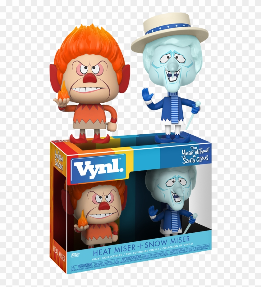 The Year Without A Santa Claus - Funko Vynl Clipart #3727295