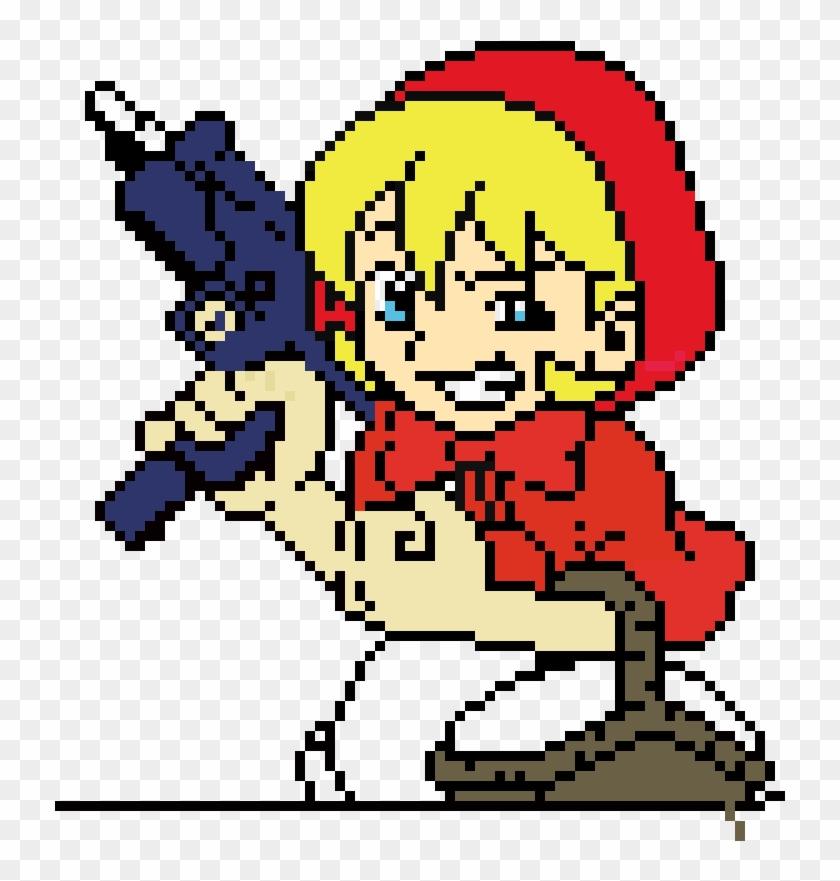 Minecraft Pixel Art Big , Png Download - Minecraft Big Pixel Art Clipart #3739218