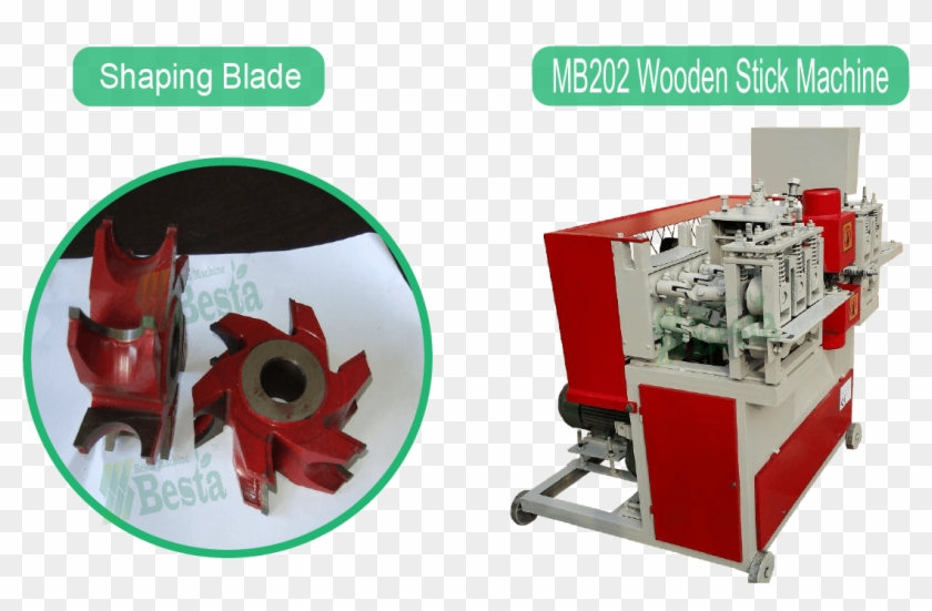 Big Size Wooden Stick Making Machines -new - Electric Fan Clipart #3739578