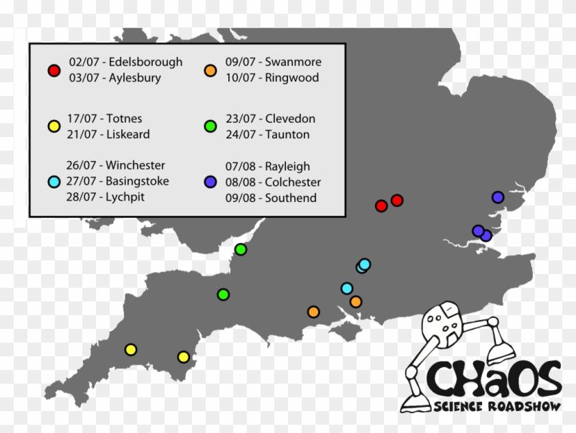 Uk London Map Vector , Png Download - Uk Water Companies Map Clipart #3766908
