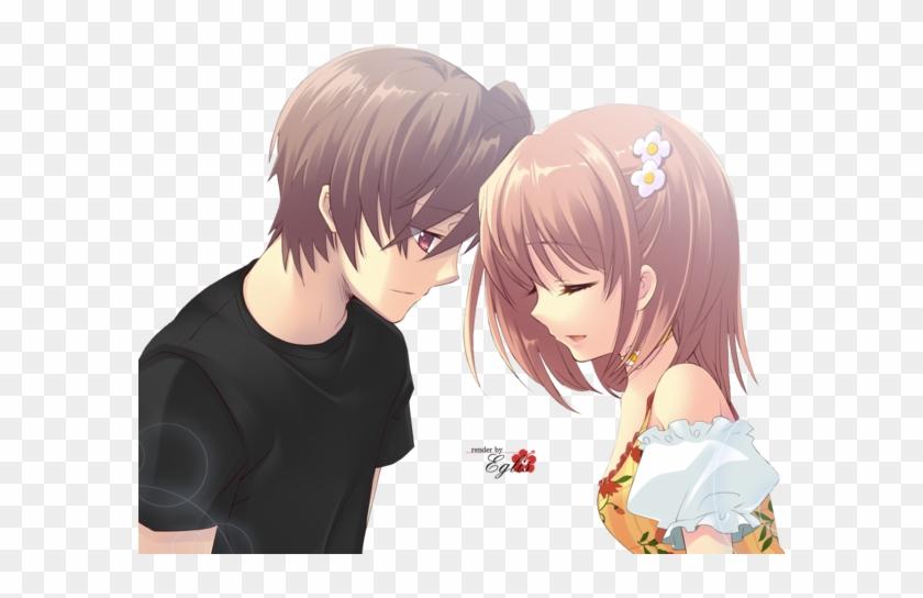 Anime Imagenes De Amor Cartoon Love Wallpapers Hd Hd Png