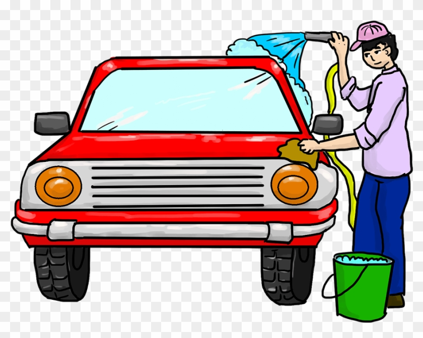 3 Reasons Why The Car Wash Business In Kenya Is Thriving - Car Washing Clipart #3772551