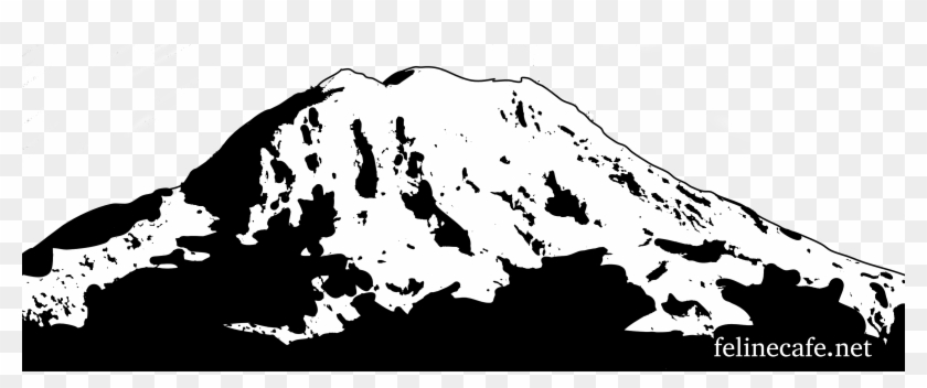 Mt Rainier Logo With Web Address - Mt Rainier Clip Art - Png Download #3772663