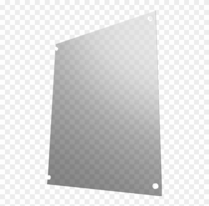 4mm Thick Tempered Glass Side-panel Gives The Case - Projection Screen Clipart #3776971