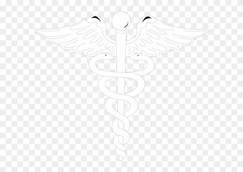 Emergency Symbol - Medical Logo White Png Clipart #3784229