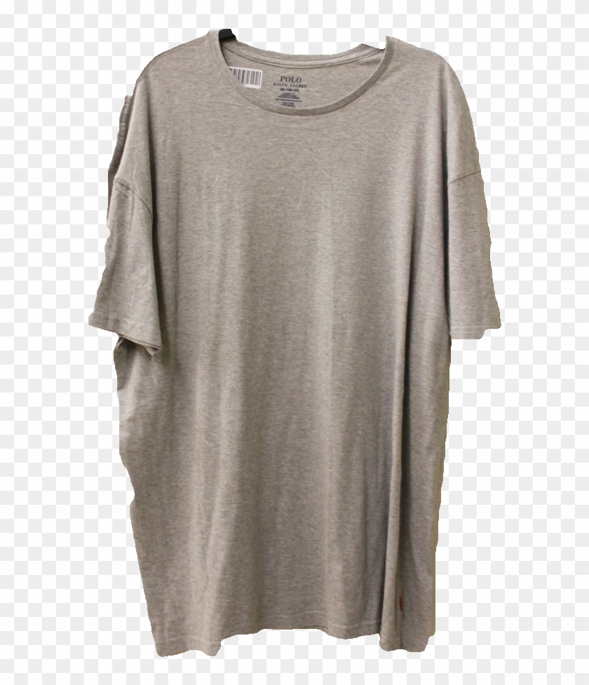 Ralph Lauren Polo Mens Grey T Shirt, Size 2xl, New - Long-sleeved T-shirt Clipart #3789432