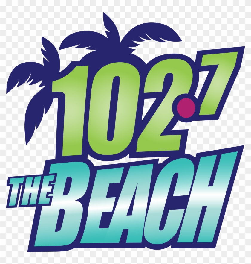 Interviews 102 7 The Beach Logo Clipart 3790942 Pikpng