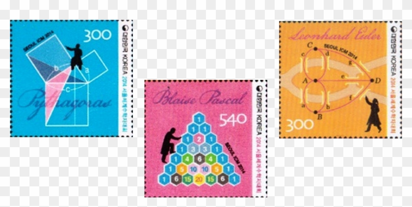 For This Congress The Postal Authorities Issued A Set - Postage Stamp Clipart #3797770