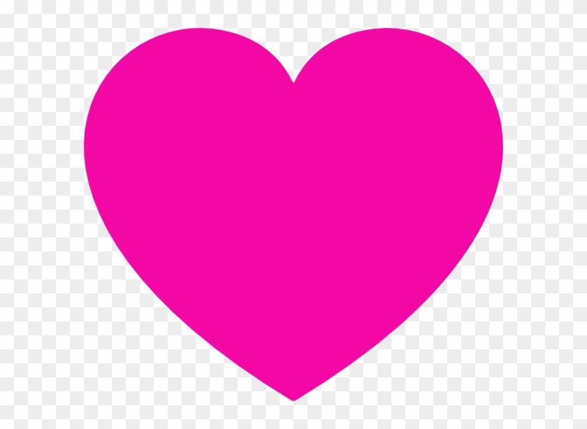 Heart Clipart Tumblr > > 12,56kb - Transparent Background Pink Heart Icon - Png Download #381057