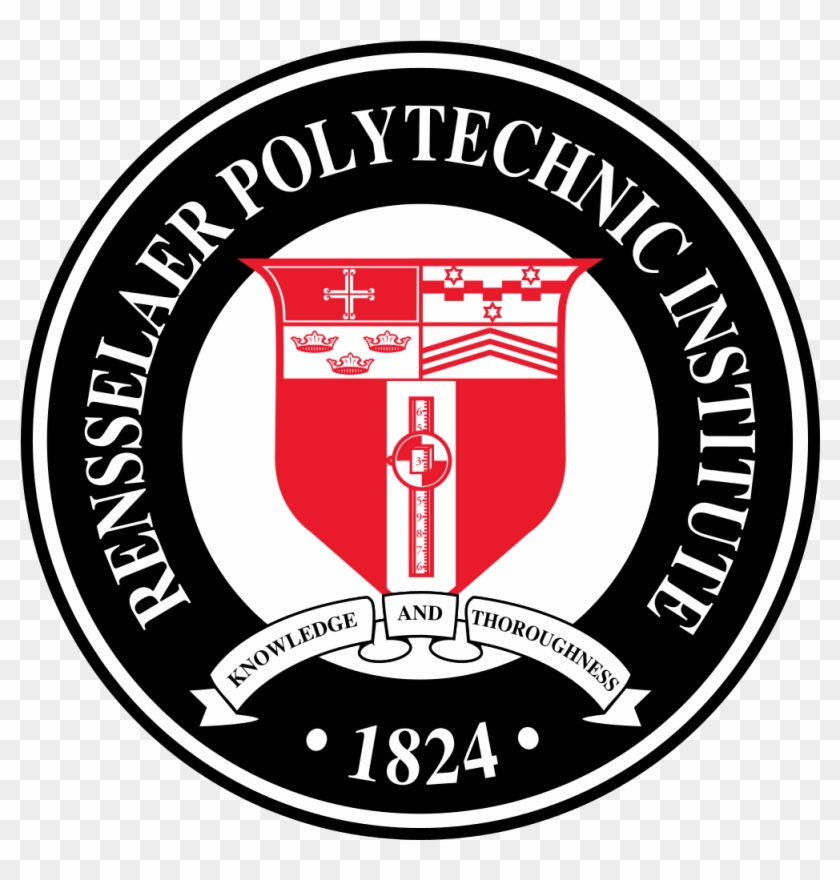 Rpi-seal - Rensselaer Polytechnic Institute Logo Png Clipart@pikpng.com