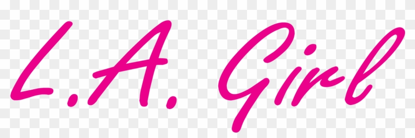 La Girl Cosmetics - La Girl Cosmetics Logo Clipart #386517