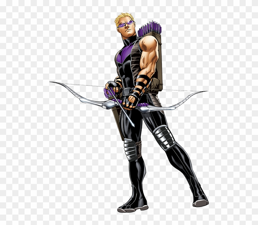 Hawkeye Clipart Comic - Marvel Hawkeye Comic Png Transparent Png #389842