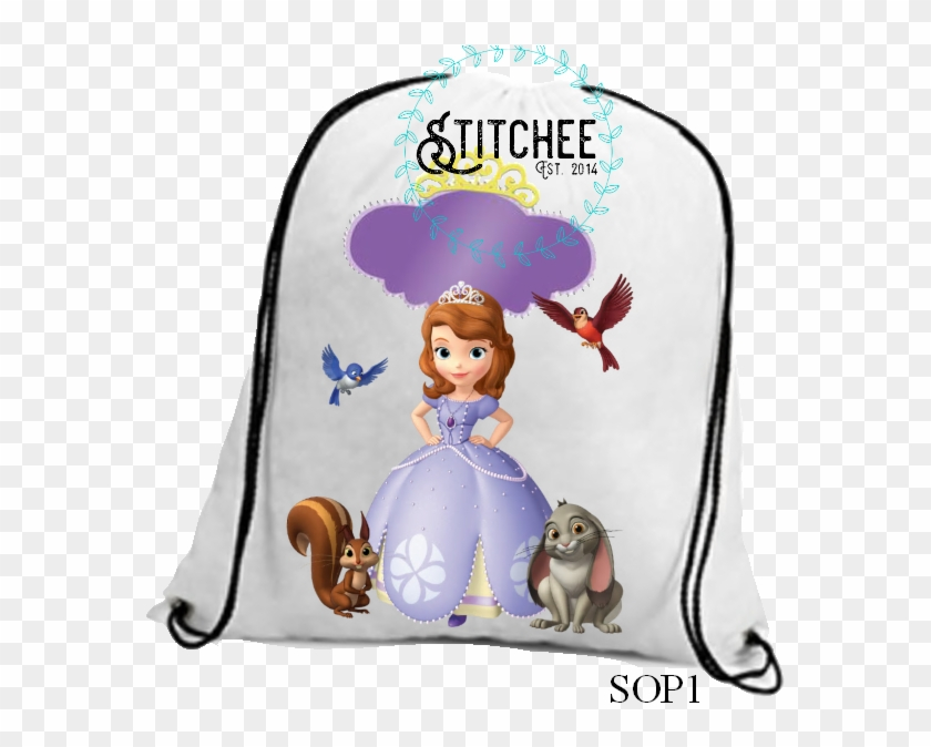 Sofia The First Birthday Background Clipart@pikpng.com