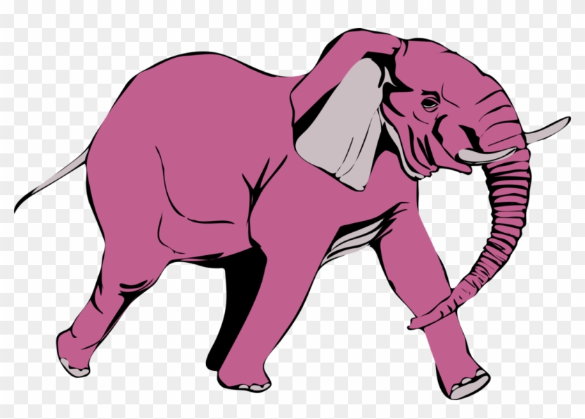 African Bush Elephant Seeing Pink Elephants Indian Pink Elephant Png Clipart 3813961 Pikpng Here you can explore hq pink elephant transparent illustrations, icons and clipart with filter setting like size, type, color etc. african bush elephant seeing pink