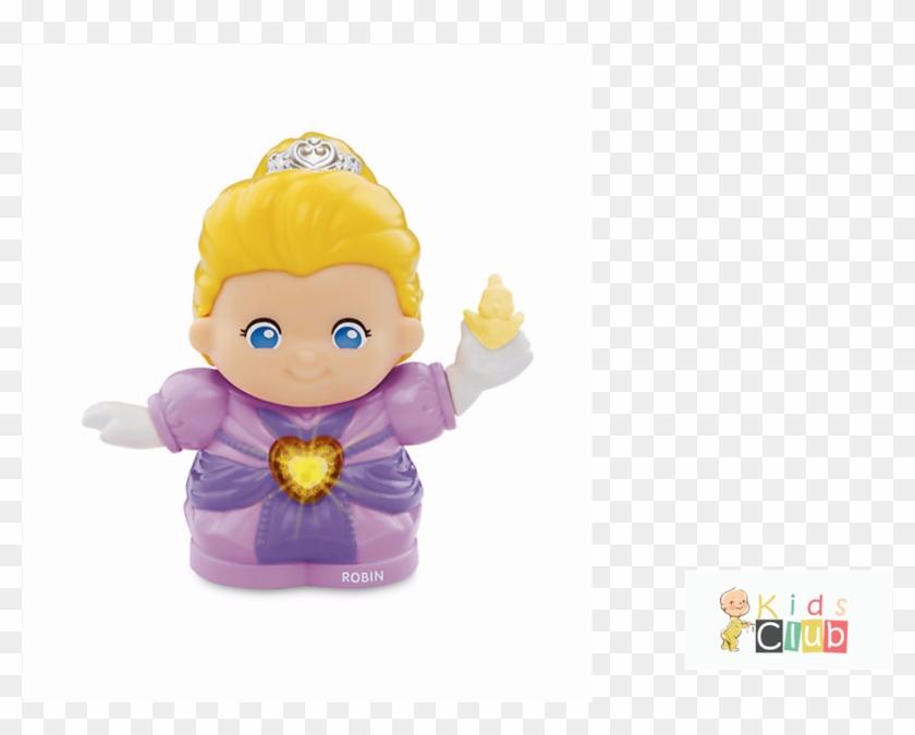 Baby Toys & Activities Princess Robin Vtech Baby Toot-toot - Cartoon Clipart #3838056