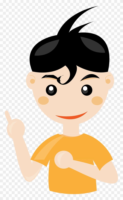 Cartoon Comics Student Drawing Free Commercial Clipart - Cartoon Boy Student Png Transparent Png #3839023