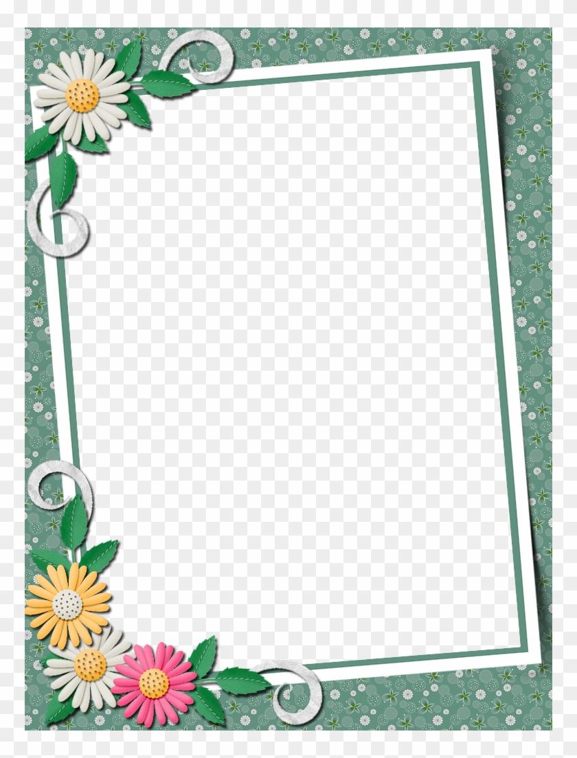 Hand Drawn Border, School Border, Boarders And Frames, - Frame Kartu Clipart #3839685