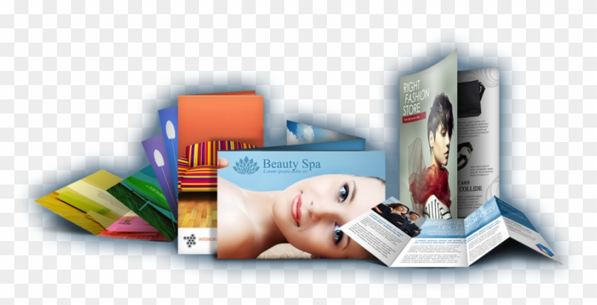 To Your Business - Flyer And Brochures Png Clipart #3840952