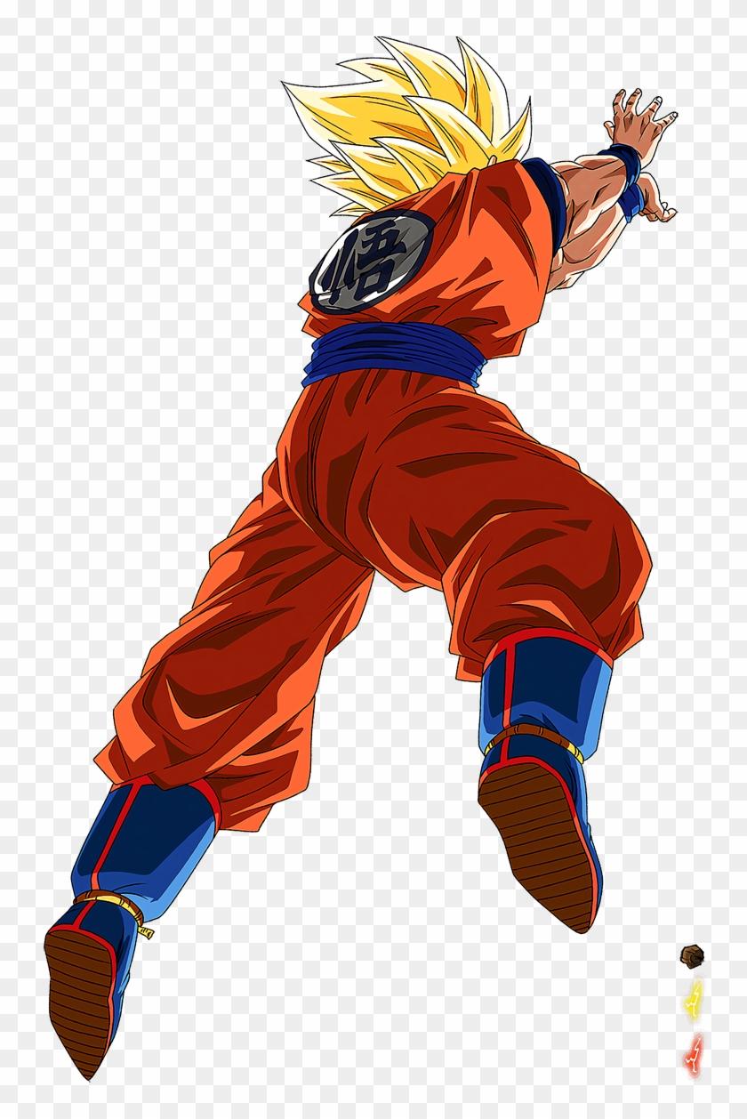 25 Jun - New Goku Png Dokkan Clipart #3841146