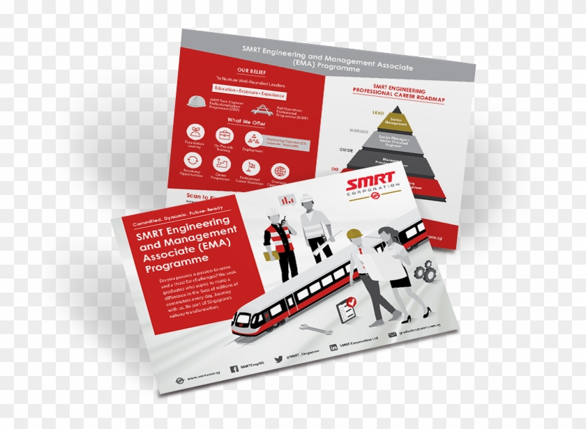 Engineering And Management Associate Programme Flyer - Flyer Clipart #3841443