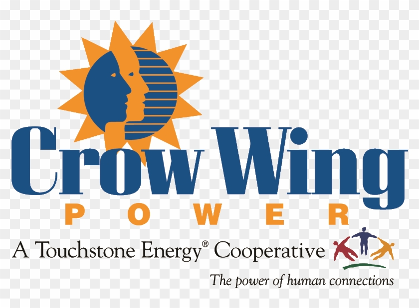 Crow Wing Power Intranet Logo - Crow Wing Power Logo Clipart #3844368