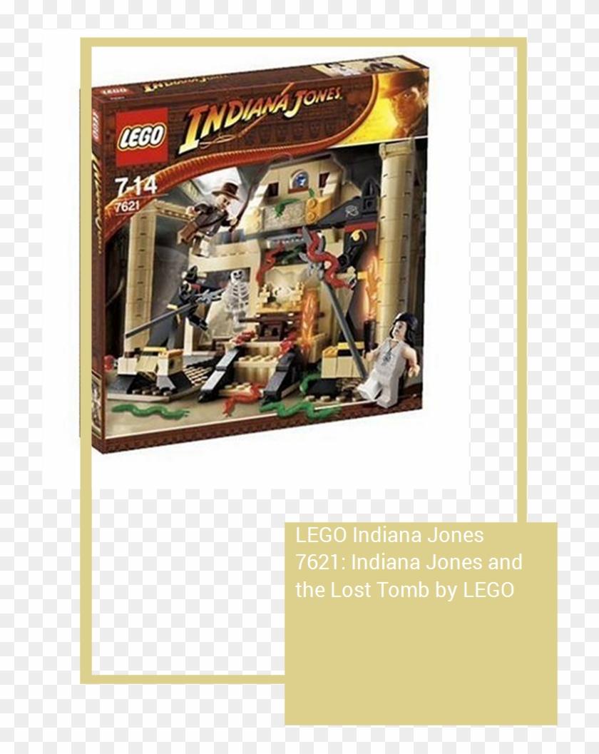 Lego Indiana Jones - Lego Indiana Jones 7621 Clipart #3863727