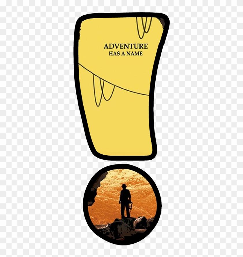 Symbol / - Indiana Jones Pop Art Clipart #3863847