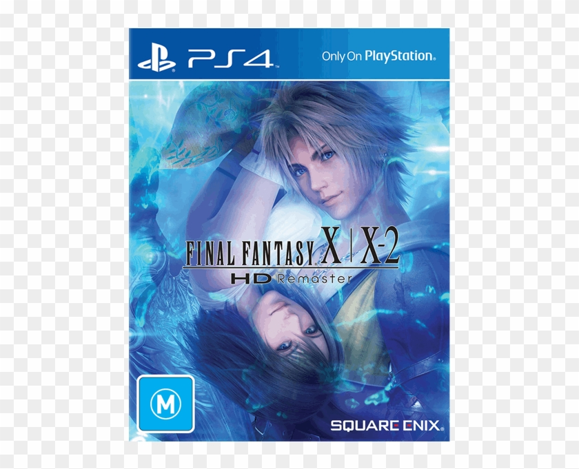 Final Fantasy X X 2 Hd Remaster Xbox One Clipart #3865596