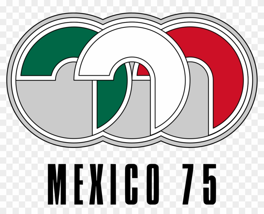 1975 Pan American Games - Mexico 1975 Clipart #3866051