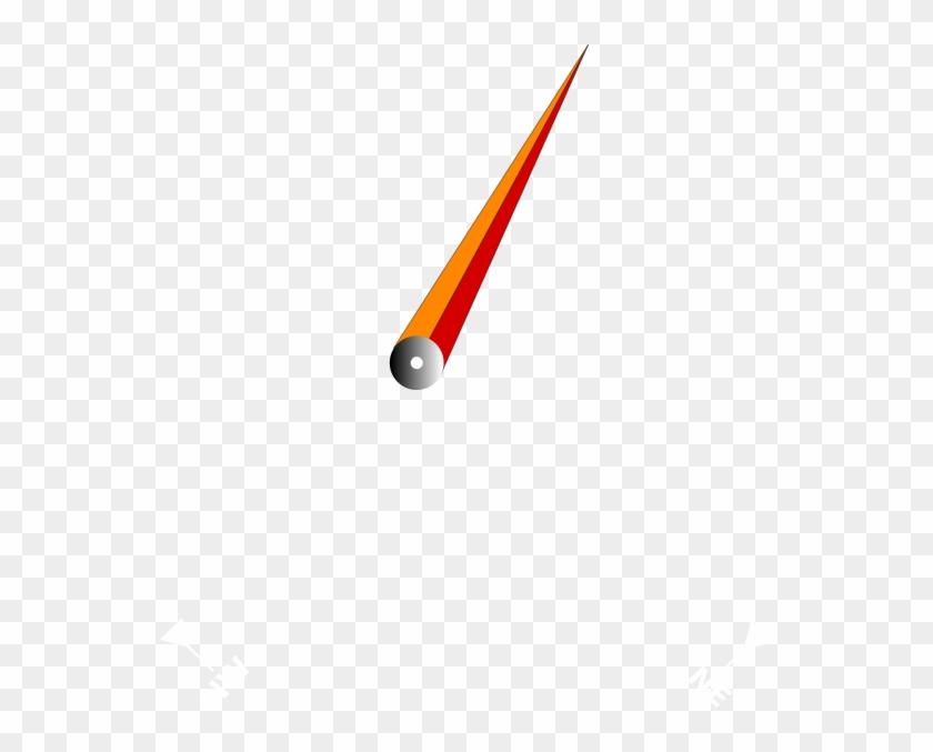 Orange Needle Clip Art - Png Download #3869924
