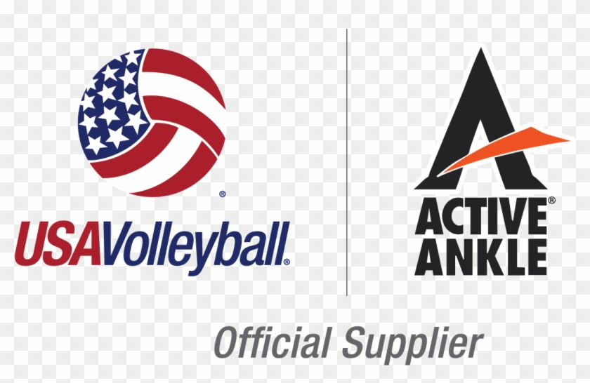 Usa Volleyball Announces Four Year Partnership With - Usa Volleyball Clipart #3898924