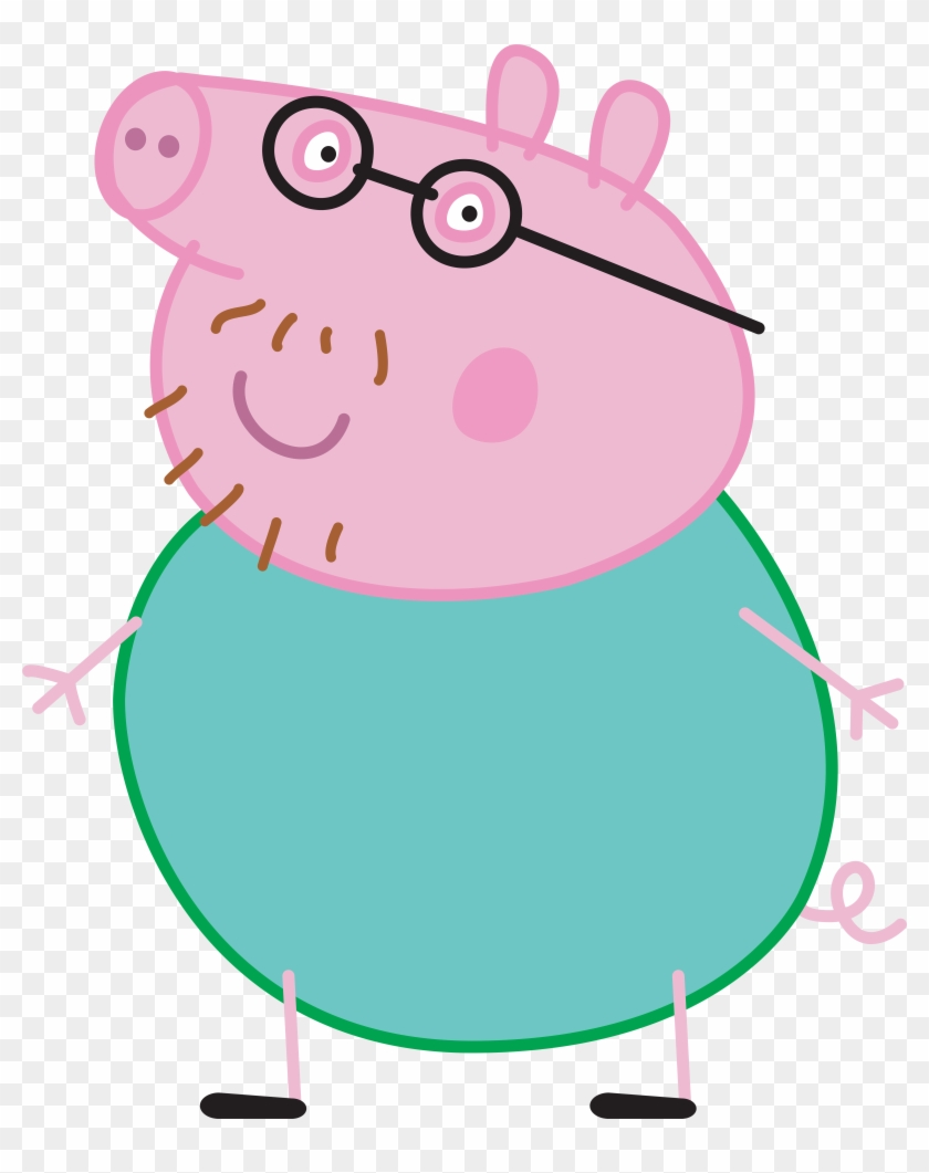 Dad Clipart Peppa Pig Png Download 392421 Pikpng