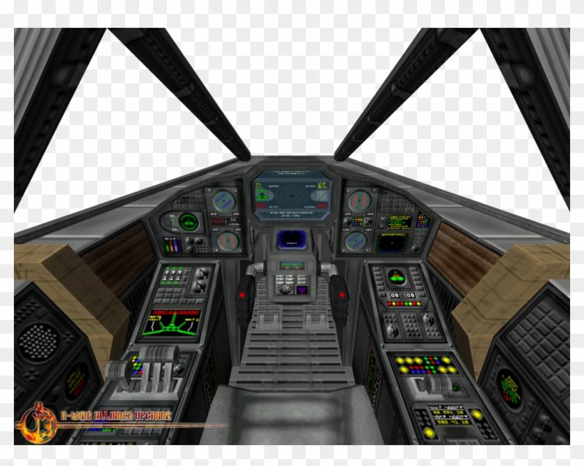 Report Rss Assault Gunboat Cockpit - Star Wars X Wing Cockpit Clipart #3911221