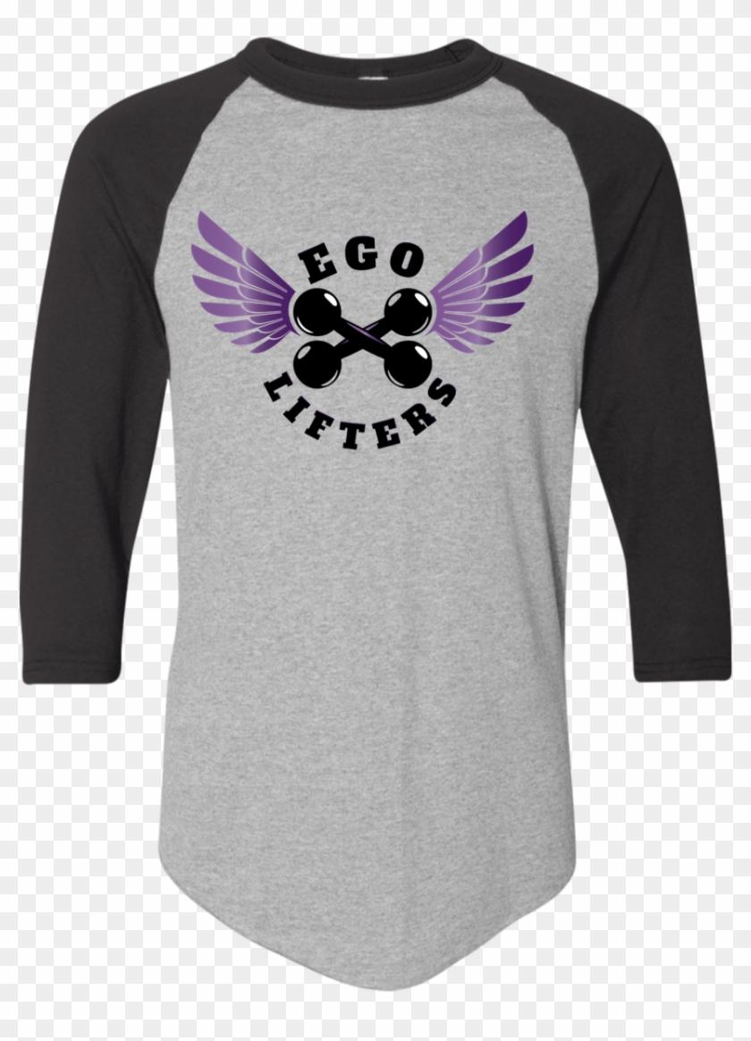 Purple Wings Jersey - T-shirt Clipart #3914291