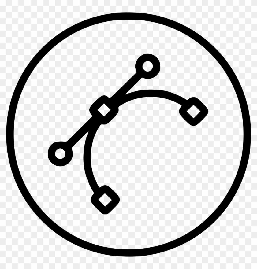 Design Draw Lines Strokes Edit Create Creative Comments - Globe Clipart #3919883