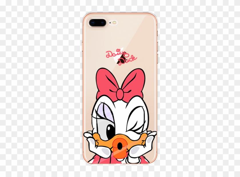 Popular Cartoon Case For Iphone - Coque Huawei Mate 10 Lite Minnie Clipart #3924883