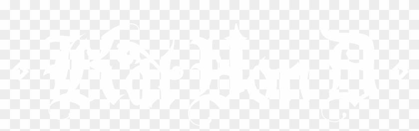 Kat Von D Logo Png - Kat Von D Logo White Clipart #3925362