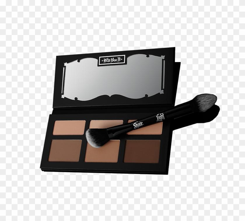 D Contour Palette Saudibeauty - Kat Von D Contour Png Clipart #3925520