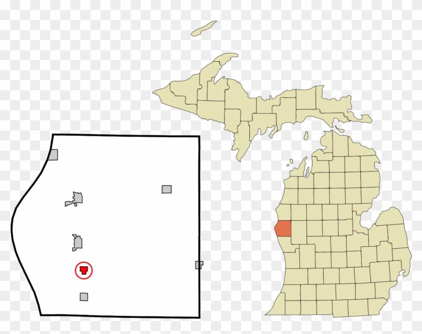 New Era, Michigan - Jackson County Michigan Clipart #3930782