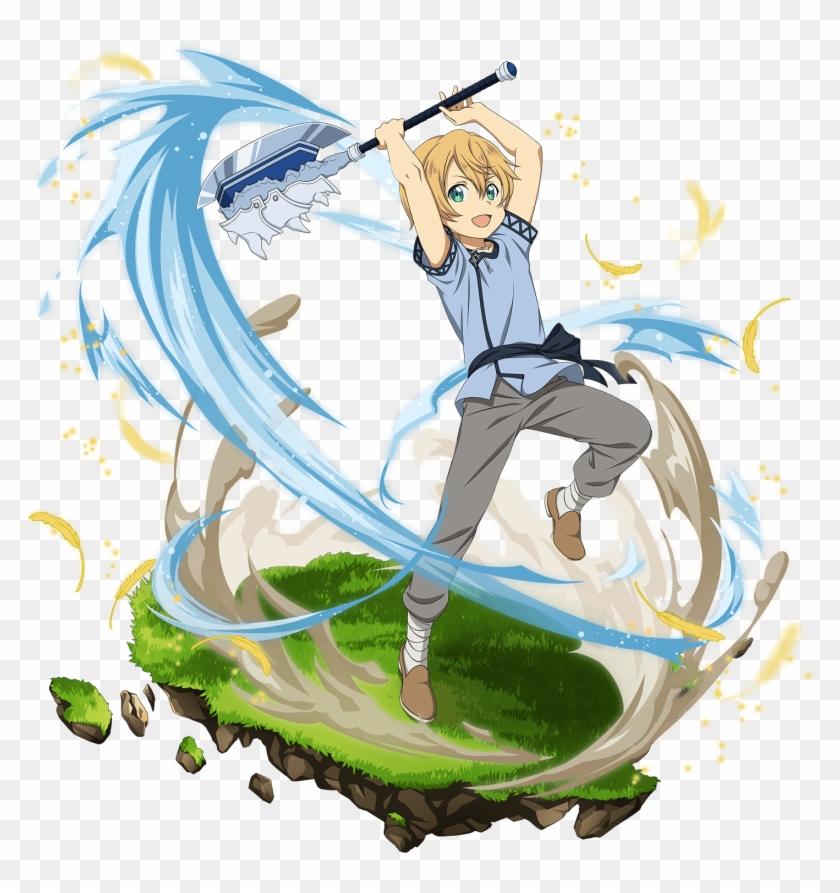 View Fullsize Eugeo Image Sword Art Online Memory Defrag Eugeo Clipart 3932027 Pikpng